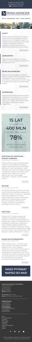 Screenshot 2019 11 04 Kancelaria Biegłego Rewidenta Iwona Naumczyk
