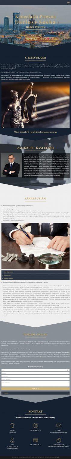 Screenshot 2019 11 04 Kancelaria Prawna Dariusz Socha Adwokat Warszawa(2)